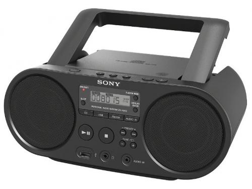 Магнитола Sony ZS-PS50/BС, чёрная, вид 3