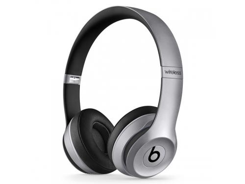 Гарнитура bluetooth Beats Solo2 Wireless, золотистая, вид 5