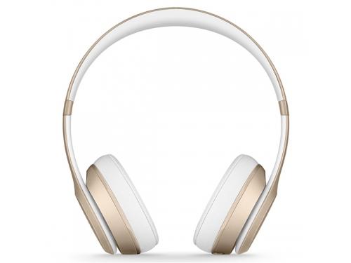 Гарнитура bluetooth Beats Solo2 Wireless (MKLD2ZE/A), золотистая, вид 1