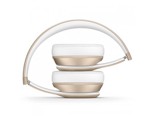 Гарнитура bluetooth Beats Solo2 Wireless (MKLD2ZE/A), золотистая, вид 6