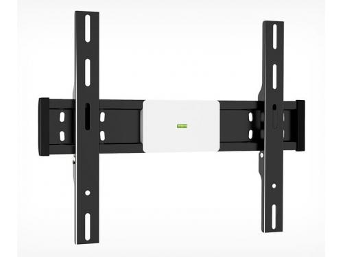 Кронштейн Holder LCD-F4611-B, чёрный, 32-65'', до 40 кг, настенный, фиксированный, вид 1