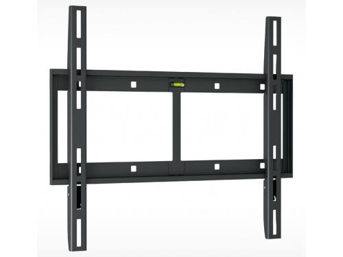 Кронштейн Holder LCD-F4610-B, черный, 32-65'', до 60 кг, настенный, фиксированный, вид 1