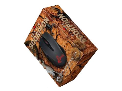 Мышка OKLICK Scorpion 785G Black USB, вид 4