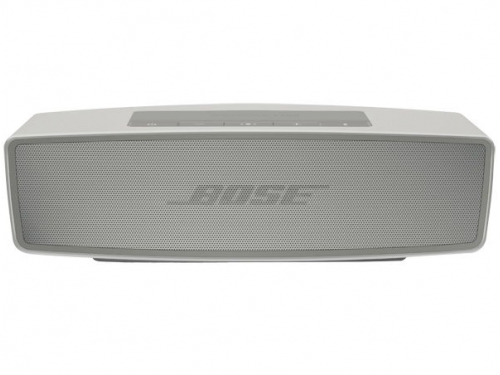 Портативная акустика Bose SoundLink Mini II Bluetooth speaker, белая, вид 1