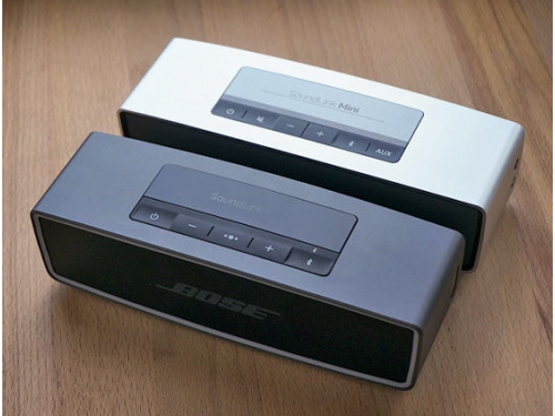 Портативная акустика Bose SoundLink Mini II Bluetooth speaker, белая, вид 5