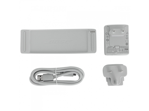 Портативная акустика Bose SoundLink Mini II Bluetooth speaker, белая, вид 9