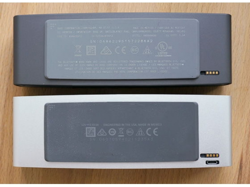 Портативная акустика Bose SoundLink Mini II Bluetooth speaker, белая, вид 7