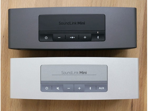 Портативная акустика Bose SoundLink Mini II Bluetooth speaker, белая, вид 8
