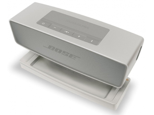 Портативная акустика Bose SoundLink Mini II Bluetooth speaker, белая, вид 6