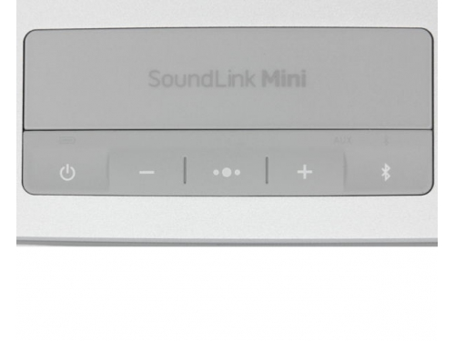 Портативная акустика Bose SoundLink Mini II Bluetooth speaker, белая, вид 4