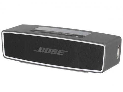 Портативная акустика Bose SoundLink Mini II Bluetooth speaker, чёрная, вид 1