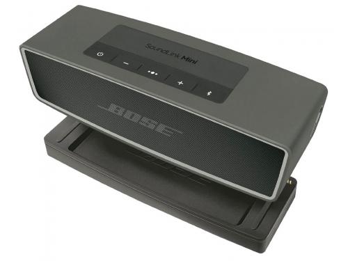 Портативная акустика Bose SoundLink Mini II Bluetooth speaker, чёрная, вид 4