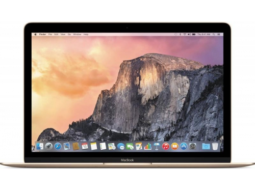 Ноутбук Apple MacBook Early 2015 , вид 1