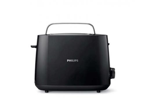 Тостер Philips HD2581/90 чёрный, вид 1