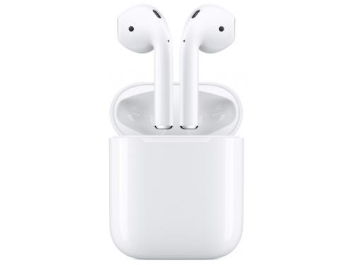 Наушники Apple AirPods (MMEF2ZE/A), белая, вид 1