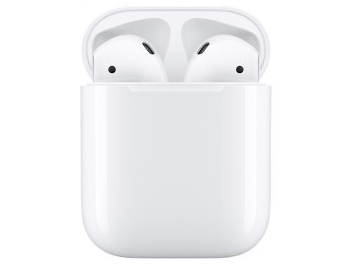 Наушники Apple AirPods (MMEF2ZE/A), белая, вид 3