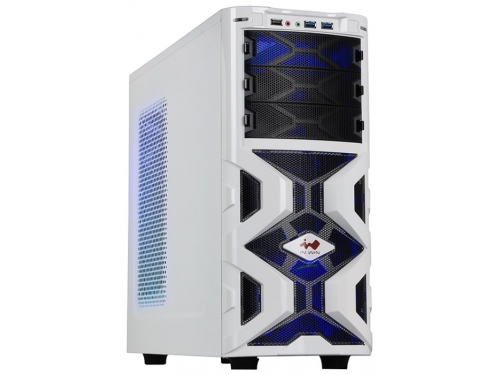 Корпус IN WIN MG-136 600W White, вид 2