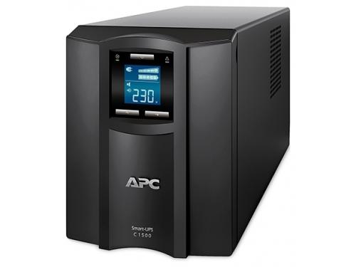 Источник бесперебойного питания APC by Schneider Electric Smart-UPS C 1500VA LCD, вид 1