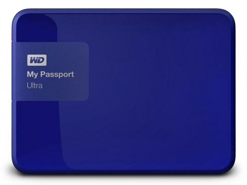 ������� ���� Western Digital MY Passport ULTRA 1000 Gb (WDBDDE0010BBL-EEUE), �����, ��� 1