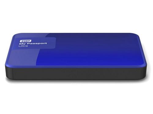 Жесткий диск Western Digital MY Passport ULTRA 500 Gb (WDBBRL5000ABL-EEUE), синий, вид 6