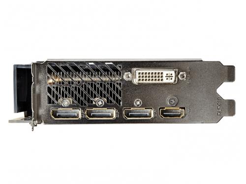 Видеокарта GeForce GIGABYTE GeForce GTX 970 1076Mhz PCI-E 3.0 4096Mb 7010Mhz 256 bit DVI HDMI 3xDP (GV-N970TTOC-4GD), вид 2