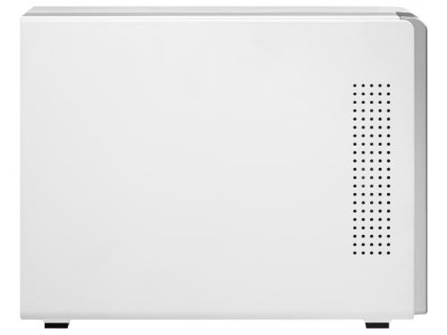 Сетевой накопитель QNAP TS-131 (для 1 диска, без диска), вид 3