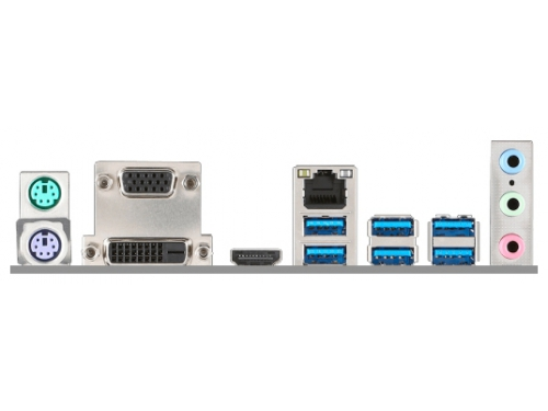 Материнская плата MSI Z170A PC MATE (Socket 1151, Z170, DDR4, ATX, SATA3, GbLAN, USB3.0, VGA/DVI-D/HDMI), вид 4