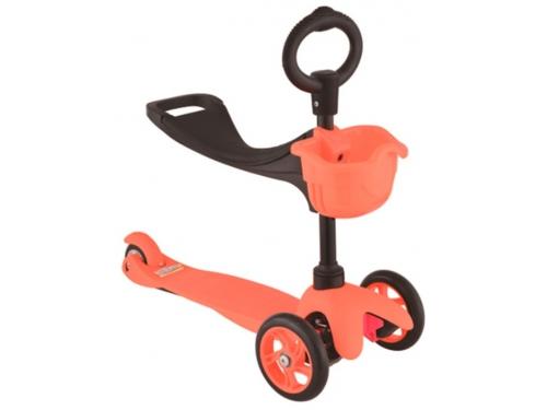 Самокат 21st Scooter Mini Scooter, оранжевый, вид 1