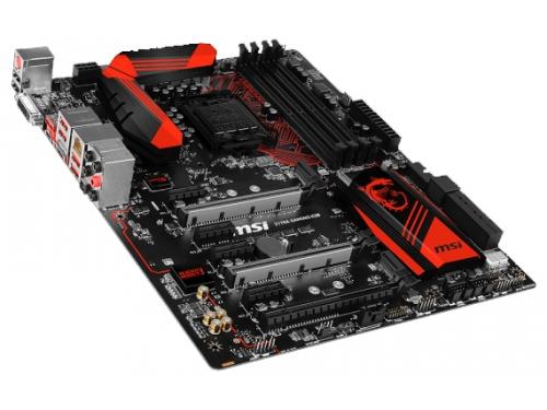 ����������� ����� MSI Z170A GAMING M5 (Socket 1151, Intel Z170, DDR4, ATX, DVI-D / HDMI), ��� 2