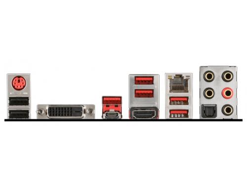 ����������� ����� MSI Z170A GAMING M5 (Socket 1151, Intel Z170, DDR4, ATX, DVI-D / HDMI), ��� 4