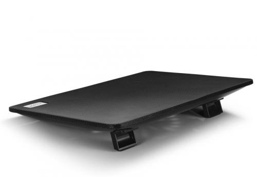 Подставка для ноутбука DEEPCOOL N1 (охлаждающая), чёрная, вид 2