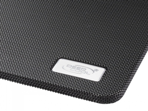 Подставка для ноутбука DEEPCOOL N1 (охлаждающая), чёрная, вид 7