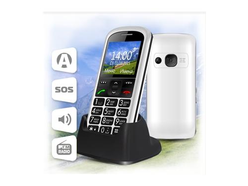 Сотовый телефон Ginzzu R12D 4891818291218, вид 1
