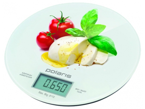 Кухонные весы Polaris PKS 0835DG Caprese, вид 1