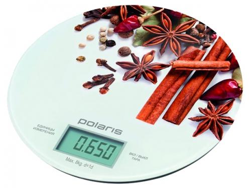 Кухонные весы Polaris PKS 0834DG Spices, вид 1