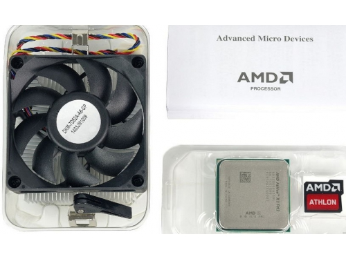 Процессор AMD Athlon X2 370K Richland (FM2, L2 1024Kb, Retail), вид 3