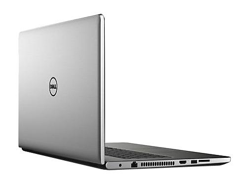 Ноутбук Dell Inspiron 5758 Silver, , вид 5