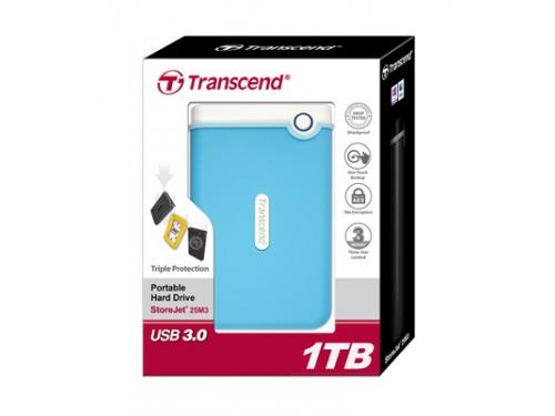 Жесткий диск HDD 1000Gb Transcend