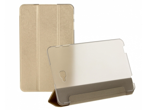 Чехол для планшета Samsung Tab A 10.1 SM T585/T580 Trans Cover, золотистый, вид 1