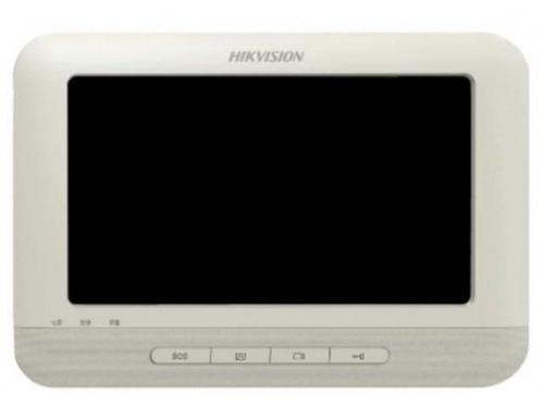 Видеодомофон Hikvision DS-KH6210-L, Белый, вид 1