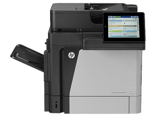 МФУ HP LaserJet Enterprise M630dn, вид 1