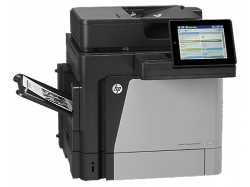 МФУ HP LaserJet Enterprise M630dn, вид 2