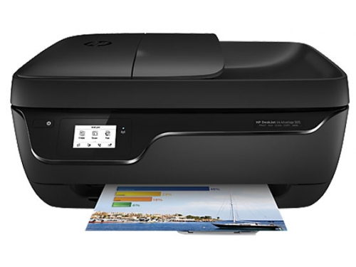 МФУ HP DeskJet Ink Advantage 3835 AiO (F5R96C), вид 1