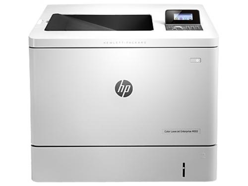 Принтер лазерный цветной HP Color LaserJet Enterprise M552dn, вид 1