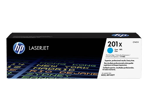 �������� HP 201X ������� (����������� �������), ��� 1