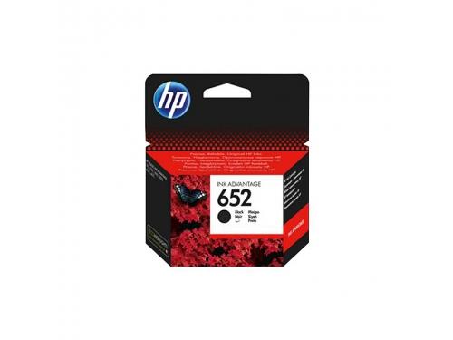 Картридж для принтера HP 652 Черный, вид 1