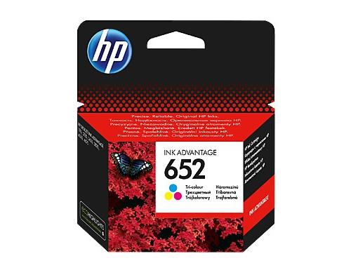 Картридж HP 652 Цветной, вид 1