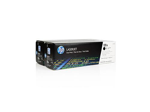 Картридж HP 131X Черный (2 шт), вид 1