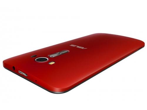 Смартфон ASUS Zenfone 2 Laser ZE550KL, красный, вид 4