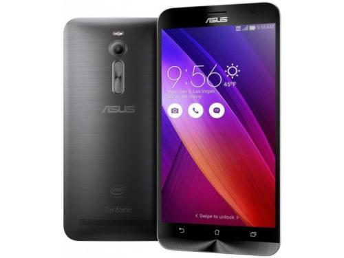 Смартфон ASUS Zenfone 2 Laser ZE550KL, чёрный, вид 1